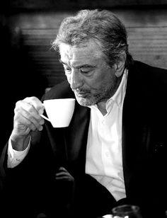 lesravageurs:   Ravageurs drink coffee. | Robert... -                       melimelo