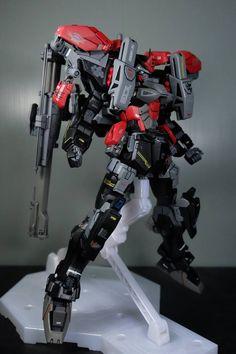 Custom Build: MG 1/100 Hail Buster Gundam