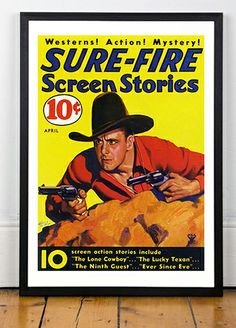 Sure-Fire Screen Stories, 30s