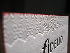 red edge painting + lace blind impression