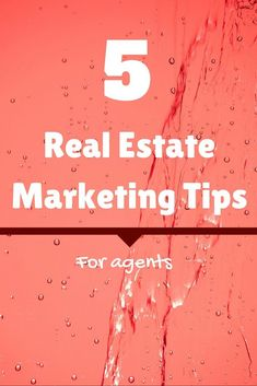 5 tips to help you build a winning real estate online marketing strategy!