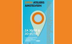Kunstuitleen Amstelveen organiseert Atelierroute Amstelveen 2017