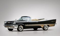 1957 DeSoto Fireflite Adventurer Convertible Coupe