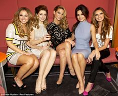 Love me some Girls Aloud!