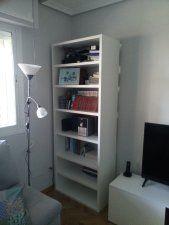 Madera Prefabricada – JCea Bookcase, Shelves, Home Decor, Wood, Shelving, Decoration Home, Room Decor, Book Shelves, Shelving Units