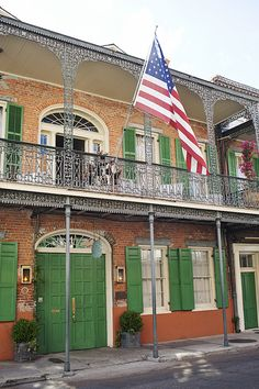 One of the best places I have stayed... soniat house - a quaint hotel in the french quarters.