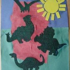 Easy Dinosaur Crafts for Kids