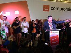 Mònica Oltra: 'Hui comencem a escriure la nostra història' - La Veu del País Valencià