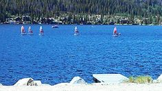 Annual Regatta Week on Grand Lake