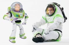 El nuevo traje espacial de la NASA recuerda mucho al de Buzz Lightyear (Toy Story)