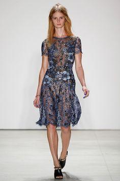 Sfilate Jenny Packham - Collezioni Primavera Estate 2016 - Collezione - Vanity Fair
