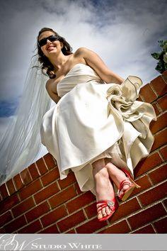 Studio White is a family run photography studio in Calgary, Alberta, Canada Roy White, White Weddings, Calgary, White Photography, Destination Wedding, Strapless Dress, Abs, Running, Studio