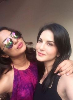 Priyanka Chopra & Sunny Leone