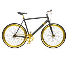 The Micklish Fixed Gear Bike by Sole Bicycles #productdesign #industrialdesign