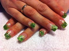 Spring on nails