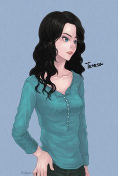 Teresa by MiCheong on deviantART