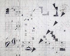 14_A_Arch 825_ventimilla_SNAFU1 on Flickr. Andreya Ventimilla Domiciles, Nests, and Drawers  Graduate Comprehensive Studio SNAFU (Situation Normal All Fucked-Up) Drawings A procedural/topological drawing exercise used to generate a shape language to serve as a formal antecedent for a dwelling. chris t cornelius (oneida) associate professor
