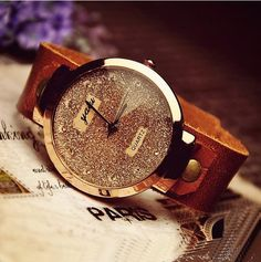 Stan Vintage Watches | Fashion Vintage Women's Leather Wrist Watch (WAT0006) | Online Store Powered by Storenvy