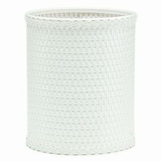 Neilson Gallon Waste Basket Beachcrest Home - Bargain bathroom furniture Bathroom Vanities For Sale, White Bathroom, Small Bathroom, Bathroom Ideas, Trash And Recycling Bin, Lattice Design, Particle Board, Elegant, Wicker