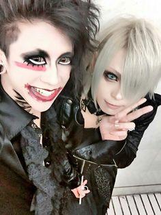 Yoshaitsu - Dadaroma & Aryu - Morrigan