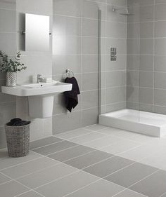 Image result for grey bathroom tile ideas