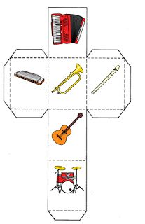 Recursos para Docentes: Story cubes y formación de frases Music Lessons For Kids, Music For Kids, Piano Lessons, Life Skills Activities, Music Activities, Activities For Kids, Story Cubes, Preschool Music, Teaching Music