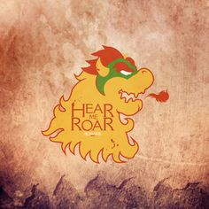 Culture Icons Imagined as 'Game of Thrones' Houses - Art by Fabio Di Corleto - House Lannister and Nintendo's Bowser Game Of Thrones Books, Game Of Thrones Houses, Cartoon Video Games, Video Game Characters, Culture Pop, Geek Culture, Spyro The Dragon, Cartoon Icons, Classic Cartoons