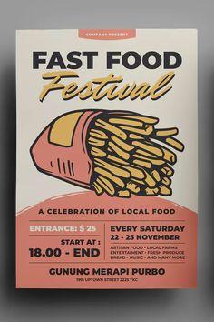 Layout of the website design. - Flyer - Layout of the website design. Food Design, Brosure Design, Poster Design Layout, Graphic Design Flyer, Food Poster Design, Design Brochure, Creative Poster Design, Design Logo, Flyer Design Templates