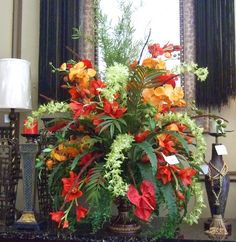 Ana Silk Flowers: How to make Store Silk Flowers Arrangements Displays...