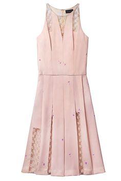 The BAZAAR: Pink Lady - Thakoon dress