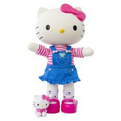 "Hello Kitty Everyday Kitty click image to zoom 15.5""T"