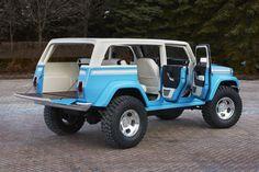 Jeep Chief Concept Rear Three Quarter 04 Photo 99717152