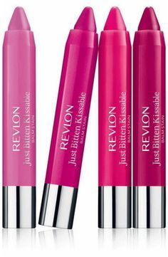 Revlon Just Bitten Kissable Balm Stain ... I love my lipstains . By far best lip stain, doesn't dry out your lips and very pigmented.