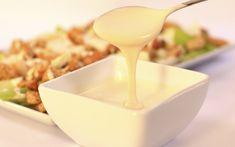 Salsa César casera y fácil para tus ensaladas y carnes