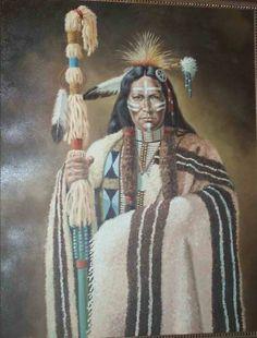 Paintings by Michael Gentry | Native American Art