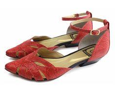 SCARLET - Louloux - Sapatos Colecionáveis