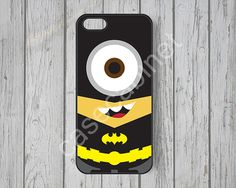 Minion Batman  why does this make me laugh and why do I want this so badly!?
