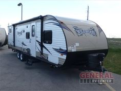 New 2016 Forest River RV Wildwood X-Lite 272QBXL Travel Trailer at General RV | Huntley, IL | #121924