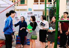 Thuê nhà bạt-Trường Kim Anh kỷ niệm 86 năm thành lập đoàn TNCSHCM