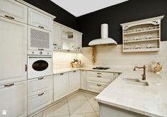 Kuchnia Tradycyjna - zdjęcie od DIVANI kuchnie design - Kuchnia - Styl Klasyczny - DIVANI kuchnie design