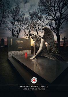 Red Cross.