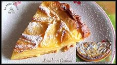 Torta Cremosa Limone E Mele, Il Dolce Perfetto Da Servire A Fine Pasto Cheesecake, Private Chef, Beautiful Fruits, Chiffon Cake, Apple Recipes, Apple Pie, Dolce, Waffles, French Toast