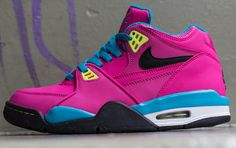 Nike Air Flight 89 GS | Fusion Pink.  #shoes #sneakers #footwear #fashion #style…