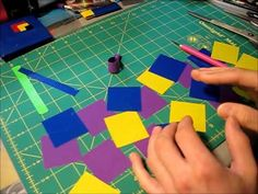 Create easy duct tape flowers! You can make pens, rings, use your imagination!