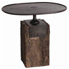Anvil Oval Tea Table