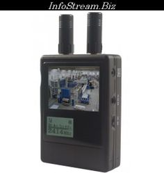 Powerful camera hunter loaded with a high capacity rechargeable lithium battery and a wideband wireless image scanning capability of 0.9 to 6 Ghz @US$399 Only(Retail price-:US$899) http://www.infostream.biz/wireless-camera-hunter.html