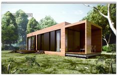 Mobile Home on Behance