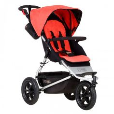 The original all terrain baby buggy, with new features and accessories! This award winning buggy is at home in the city or off the beaten path. For a limited get a FREE juno™ baby carrier with your order! Mountain Buggy, Baby Buggy, Travel System, Urban, Prams, Red Dots, Baby Strollers, Nursery, Bike