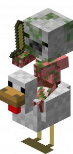 Zombie Pigman Chicken Jockey
