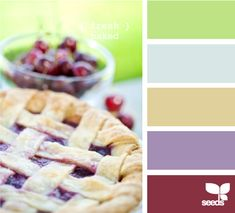 Love this color pallet, especially for a kitchen! Where would you use it?